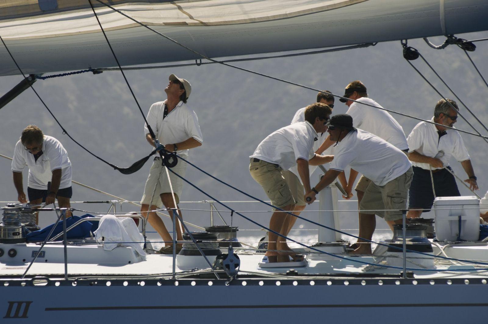 Vielleicht im nächsten Jahr in einem Workshop dazulernen? Wie wäre ein Regatta- oder Skippertraining? ©biker3/AdobeStock
