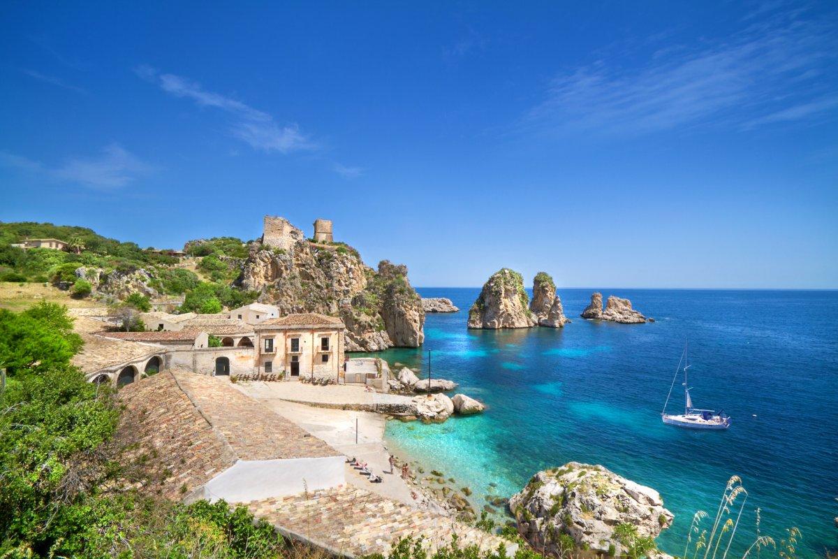 Tonnara di Scopello, Sicily, Italy © mRGB Fotolia.com