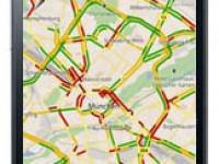 Aktuelle Verkehrsinfos dank Google Maps