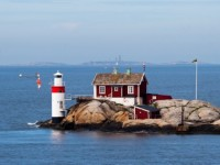 Skippertraining in den schwedischen Schären