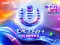 Segeltörn zum Ultra Music Festival 2015