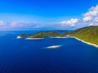 Mljet: Kroatiens grüne Oase