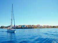 Highlight im Herbst: Der Corfu Sailing Cup