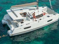 Lucia 40 – der neue Segelkatamaran von Fountaine Pajot