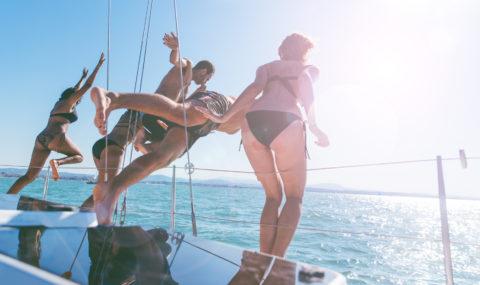 Wählen Sie aus 19 Flottillenrouten Ihren Traumurlaub