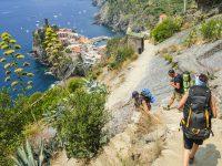 Segeln und Wandern – Fünf schöne Küstenwanderwege in Europa