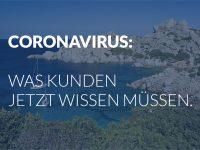 FAQ und Länderliste zum Coronavirus (Stand 12.08.2020)