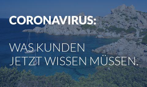 FAQ und Länderliste zum Coronavirus (Stand 16.10.2020)