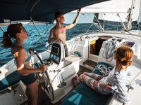 Skippertraining – der Weg zum eigenständigen Segeln