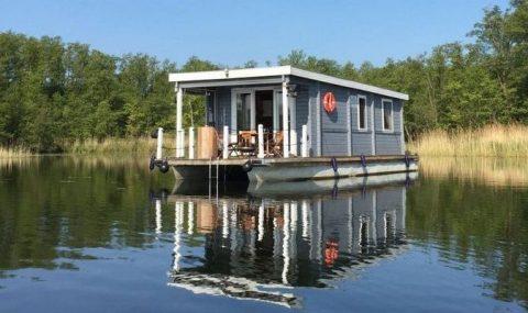 Hausboottypen und -modelle: Bungalowboote