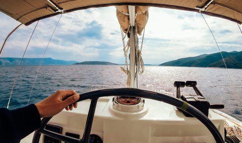 Einen Sportbootführerschein machen