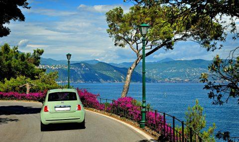 Sehnsucht nach Italien: mit dem Auto in den Segelurlaub